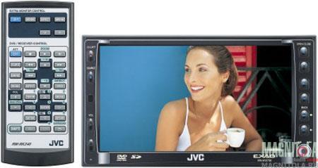 2DIN мультимедийный центр JVC KW-AVX706