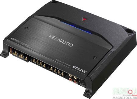 Вход с уровнем сигнала акустической системы.  Схема усиления баса Bass Boost 40Гц (0+18Дб).  Синяя подсветка.