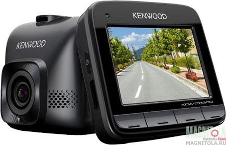 Автомобильный видеорегистратор Kenwood KCA-DR300
