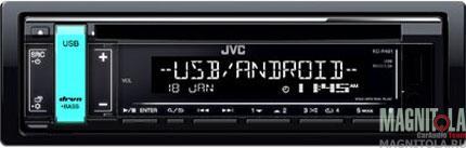 CD/MP3-ресивер с USB JVC KD-R491