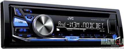 CD/MP3-ресивер с USB JVC KD-R577Q