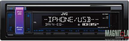 CD/MP3-ресивер с USB JVC KD-R681