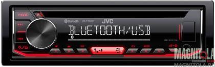 CD/MP3-ресивер с USB и поддержкой Bluetooth JVC KD-T702BT