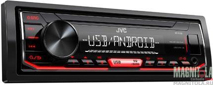 Цифровой медиаресивер JVC KD-X152