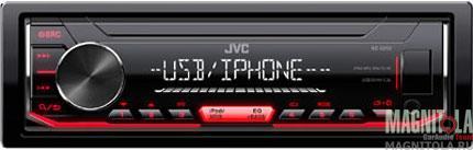 Бездисковый ресивер JVC KD-X252