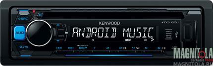 CD/MP3-ресивер с USB Kenwood KDC-100UB