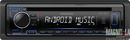 CD/MP3-ресивер с USB Kenwood KDC-120UB