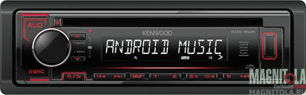 CD/MP3-ресивер с USB Kenwood KDC-152R