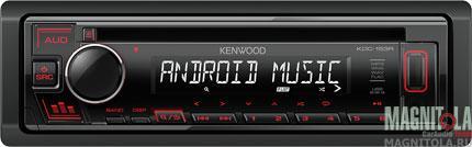 CD/MP3-ресивер с USB Kenwood KDC-153R
