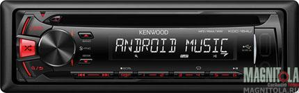 CD/MP3-������� � USB Kenwood KDC-164UR