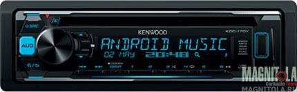 CD/MP3-ресивер с USB Kenwood KDC-170Y
