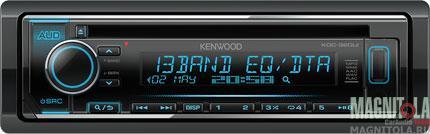 CD/MP3-ресивер с USB Kenwood KDC-320UI