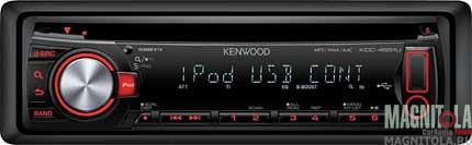 CD/MP3-ресивер с USB Kenwood KDC-4651URY