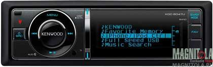 CD/MP3-ресивер с USB Kenwood KDC-6047U