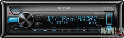 CD/MP3-ресивер с USB и поддержкой Bluetooth Kenwood KDC-BT45U