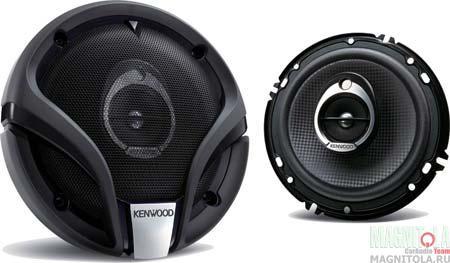 Коаксиальная акустическая система Kenwood KFC-M1634A