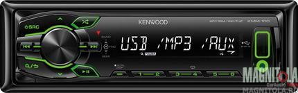 Цифровой медиаресивер Kenwood KMM-100GY