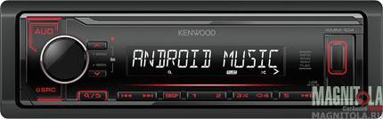 Бездисковый ресивер Kenwood KMM-104RY