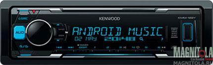 Бездисковый ресивер Kenwood KMM-122Y