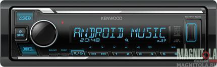 Бездисковый ресивер Kenwood KMM-125