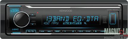 Цифровой медиаресивер Kenwood KMM-304Y