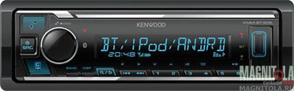 Бездисковый ресивер с поддержкой Bluetooth Kenwood KMM-BT305