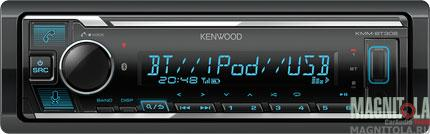 Бездисковый ресивер с поддержкой Bluetooth Kenwood KMM-BT306