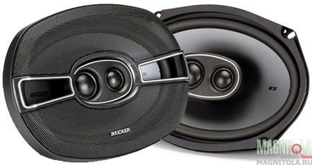 Коаксиальная акустическая система Kicker KSC6934