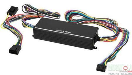 Блок усиления Power Pack для головного устройства Alpine KTP-445