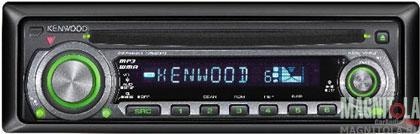 CD/MP3-ресивер Kenwood KDC-W431GY