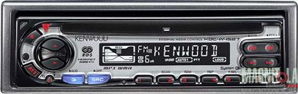 CD/MP3-������� Kenwood KDC-W4527GY