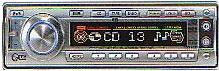 CD/кассетный ресивер 1 DIN LG TCCH-100
