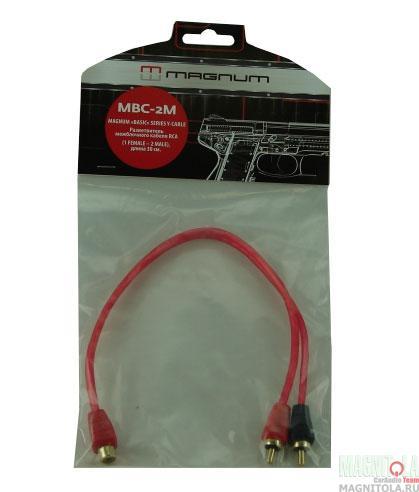 Y-коннектор MAGNUM MBC-2M
