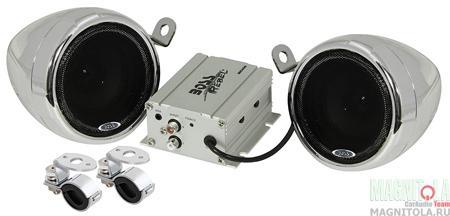 Акустическая система для мотоцикла Boss Marine MC400
