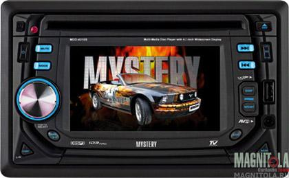 2DIN мультимедийный центр Mystery MDD-4310S