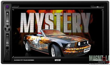 2DIN мультимедийный центр Mystery MDD-6840S
