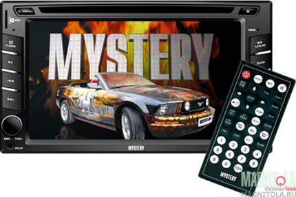 2DIN мультимедийный центр Mystery MDD-6220S