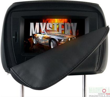 Монитор, встроенный в подголовник Mystery MMH-7080CU grey