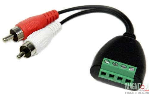 Конвертер высокоуровневого сигнала Morel MPS-HL