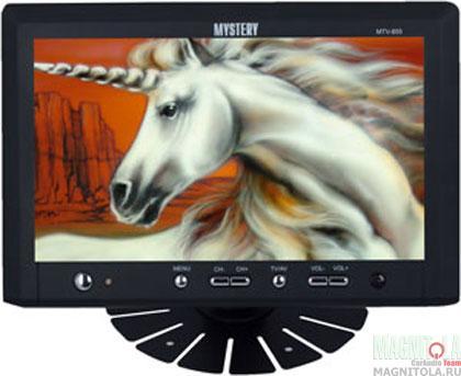 Автомобильный телевизор Mystery MTV-855 black