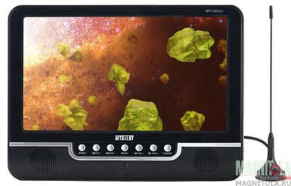 Автомобильный телевизор Mystery MTV-945CU