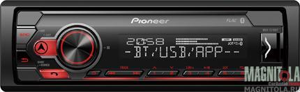 Бездисковый ресивер с поддержкой Bluetooth Pioneer MVH-S310BT