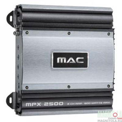 ��������� MacAudio MPX 2500