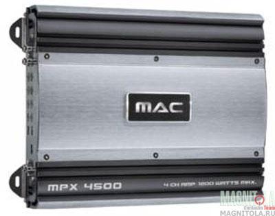 Усилитель MacAudio MPX 4500