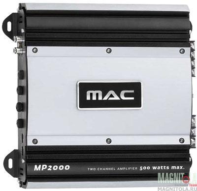 Усилитель Mac Audio MP 2000