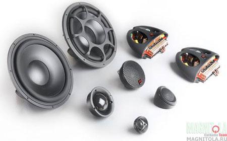 Компонентная акустическая система Morel Elate 9.3