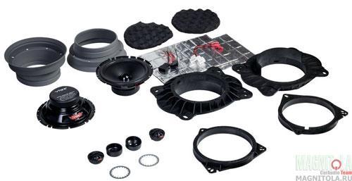 Компонентная акустическая система для автомобилей Toyota Vibe OPTITOYOTA6