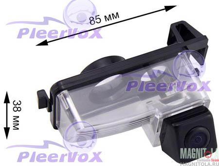 Камера заднего вида для автомобилей Infiniti G series Pleervox PLV-AVG-INF01