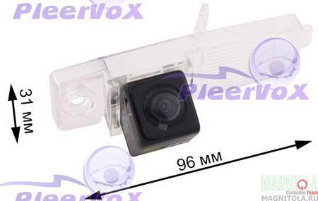 Камера заднего вида для автомобилей Lexus RX, GS, GX460 Pleervox PLV-AVG-LXRX01