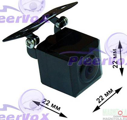 Камера заднего вида Pleervox PLV-CAM-DVECO